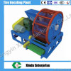 Máquina trituradora de neumáticos zps Total