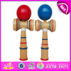 Kendama popolare con Highquality, Wooden variopinto Kendama Toy Game di Different Size, Wooden Kendama Toy con 18*6*7cm W01A015