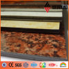 4mm Stone Texture Aluminum Composite Panel ACP