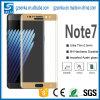 De nieuwe Beschermer van het Scherm van de Dekking van de Premie 3D Volledige Gouden voor Nota 7 van de Melkweg van Samsung