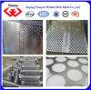 Большинств лист металла популярного отверстия Ss 302 круглого Perforated (TYB-0030)