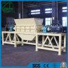 Borracha plástica contínua/aço/pneumático Waste/eixo biaxial/máquina de madeira industrial do Shredder