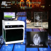 Acrylique découpe laser de gravure laser Machines Cadeaux Prix 3D Cristal