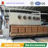 Horno de túnel para fábrica de ladrillos automática