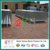 휴대용 옥외 담에 의하여 사용되는 군중 통제 방벽 임시 담