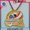 Médaille de luxe d'or de qualité