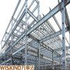 Armazém claro pré-fabricado da construção de aço com certificados do ISO