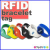 Parco di divertimenti Implementing Smart Band RFID Bracelet Wristbands per Cashless Punto-di-Sale