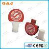 La raquette de ping-pong personnalisent le lecteur flash USB