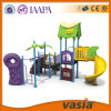 Импортированный материал LLDPE и напольный тип спортивной площадки для детей