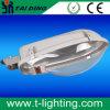 Muestra al aire libre económica de energía de la luz de calle de la modificación CFL con el pabellón de la PC