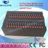 32 puertos GSM Modem Envío de SMS 19200 SMS por hora