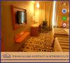 인도 국가 Inn와 Resort 알루미늄 Yd0109 Commercial Hotel Furniture 5 Stars Elegant Luxurious 텔레비젼 Stand/TV Panel