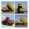 4*2 소형 Dongfeng 15ton 20ton Tipper Truck Dump Truck