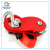 Swivel Winch Pulley Block Cranium Snatch Block for Hoist Cables