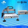 Máquina publicitaria profesional de madera del CNC