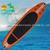 Aufblasbares Paddle Board mit Black und Orange Color