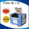 Precio de goma de acrílico de la maquinaria del grabado del laser del CO2 del papel de cuero