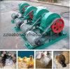 Moinho de rapagem de madeira do preço de fábrica para a exploração avícola