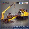 Plataforma de perforación horizontal ampliamente utilizada de tierra de la colocación de tubo