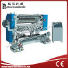 Vertikaler Typ Slitter Rewinder Maschine für Plastik
