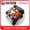 Colleuse de fusion de fibre optique de Sumitomo Type-81c avec le fendoir de fibre de FC-6s