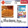 Aliments pour chats d'aliments pour chiens faisant la machine de production d'extrudeuse