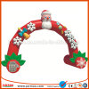 Waterproof arcos infláveis personalizados do Natal