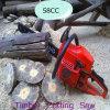 Découpage de bois de construction de l'essence 2013 le nouveau 58CC a vu (HC-GS5800A)