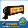 Nuevo CREE Chip 36W LED Light Bar, LED Work Light Bar, LED Offroad Light Bar Amber Colour de Arrival