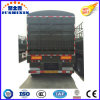 Reboque resistente do serviço público do caminhão da carga da estaca da cerca da caixa da alta qualidade