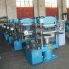 Kleines Laborhydraulische kurierende Pressvulcanzing Naturkautschuk-aufbereitende Maschine