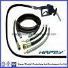 Tuyau tressé flexible de pompe d'essence de fil d'acier de distributeur de carburant