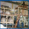 CFB, CB, CF papel línea de producción. Máquina de revestimiento, fabricación de papel Máquina