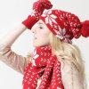 Écharpe chaude de plaid de Tartan de laines de femmes de prix de gros de gros de nouveau modèle de mode