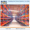 Racking selettivo del pallet della gomma industriale del magazzino di alta qualità