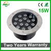 좋은 품질 15W RGB 12V LED 지하 빛