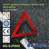 안전 사려깊은 소통량 삼각형 경고 표시