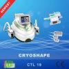Cryolipolysis 104 diodos Lipolaser que adelgaza el sistema