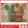 Hot Sale Cotton Crochet Rabbit Toy pour produit bébé