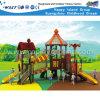 O jogo plástico da corrediça do campo de jogos ao ar livre das crianças brinca HD-Tsh007