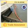 Crescimento contínuo da retenção de derramamento do óleo do flutuador do PVC dos conetores rápidos universais