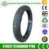 Neumático del neumático sin tubo del tubo de la motocicleta del país cruzado 90/90-21