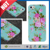 iPhone аргументы за C&T ретро Floral Series Vintage Flower Pattern Semi-Soft Back 5 5s
