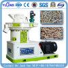 中国のムギのわらの縦のリングは米の殻の餌の製造所を停止する