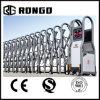 China-Lieferanten-Aluminiumakkordeon-Türen für Factories&Buildings