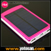10000mAh 2 Handy Power Bank Emergency external Battery Charger USB-Solar Battery Panel