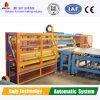 赤レンガの工場のための緑の煉瓦カッター