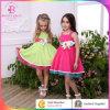 Bonnybilly Hotsale Baby Frocks Design Girl Dress in Children Clothing