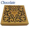Papel de embalaje caliente de la venta/nuevo papel de embalaje del chocolate/papel de embalaje de Choco de la marca de fábrica
